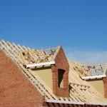 Kredit für Dachsanierung