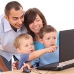 Kredit mit 2 Kindern